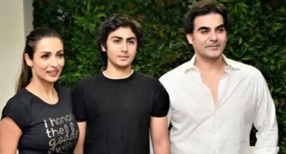 Arbaaz Khan and Maliaka Khan are divorced but share a son, Arhaan Khan.