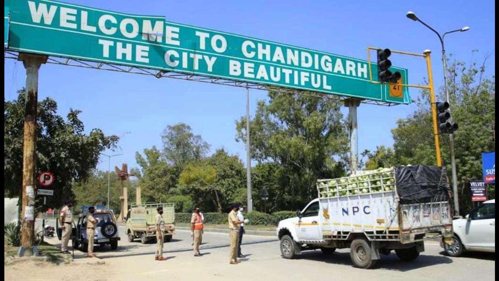 Six entry points to Chandigarh to be beautified - Hindustan Times