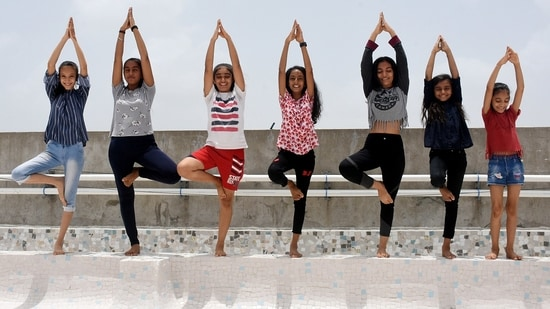 International Yoga Day 2021: Here's a list of key tips if you are a beginner(ANI Photo)