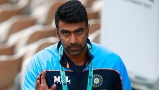 India's Ravichandran Ashwin at the Rose Bowl in Southampton.(AP)
