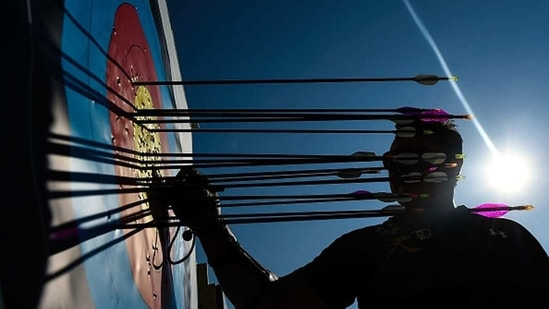 Archery generic image.(Getty Images)