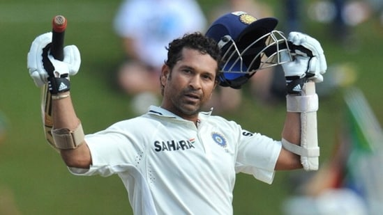 Sachin Tendulkar has 51 Test centuries, the most by any batsman. (Getty Images)