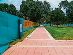 A photo of the Vista revamp, tweeted by Durga Shanker Mishra, secretary of the Union housing and urban affairs ministry.