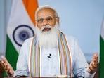 International Day of Yoga on June 21, Monday: Prime Minister Narendra Modi addressed the nation this morning. (File Photo / PTI)