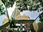 On Monday, the BSE Sensex rose 230.01 points or 0.44% at 52,574.46.(Reuters)