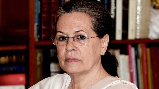 Congress president Sonia Gandhi.(PTI)