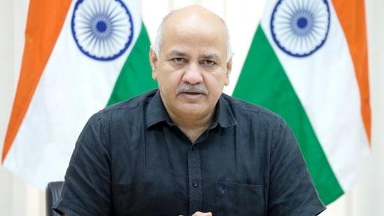 Delhi's deputy chief minister Manish Sisodia also criticised the Centre for spending public money on advertisements.(ANI)