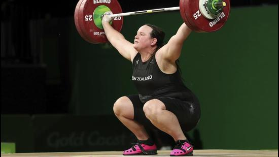 Laurel Hubbard had earlier become the first transgender athlete at the 2018 Commonwealth Games (CWG) in Gold Coast, where she suffered a career-threatening elbow injury during her event. (AP)