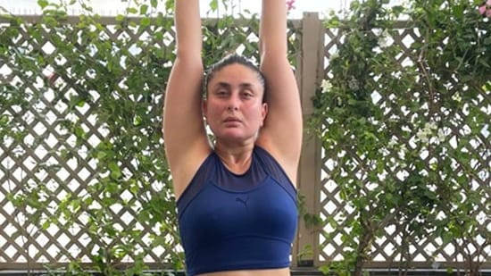 Kareena Kapoor opened up about her journey with yoga.