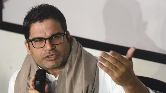Sharad Pawar and Prashant Kishor's last meeting took place at the NCP leaders house.(File Photo)
