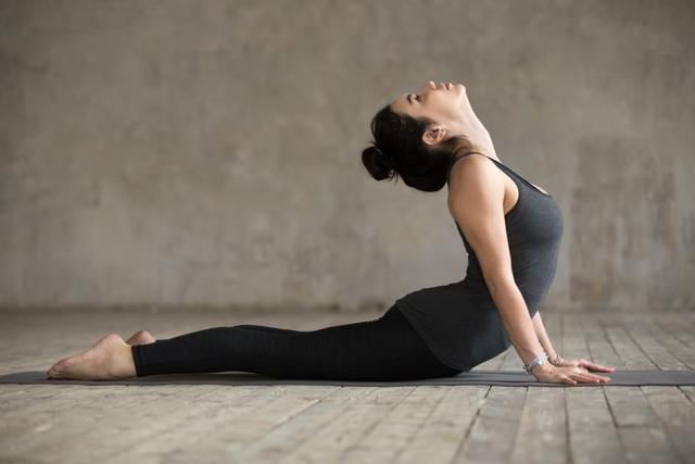 Bhujangasana improves respiratory functions. (Photo:Shutterstock)