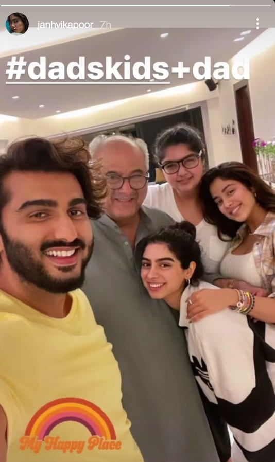 Fathers Day 2021: Bollywood Celebs Share Adorable Posts For Their Cool Dads, See Pics