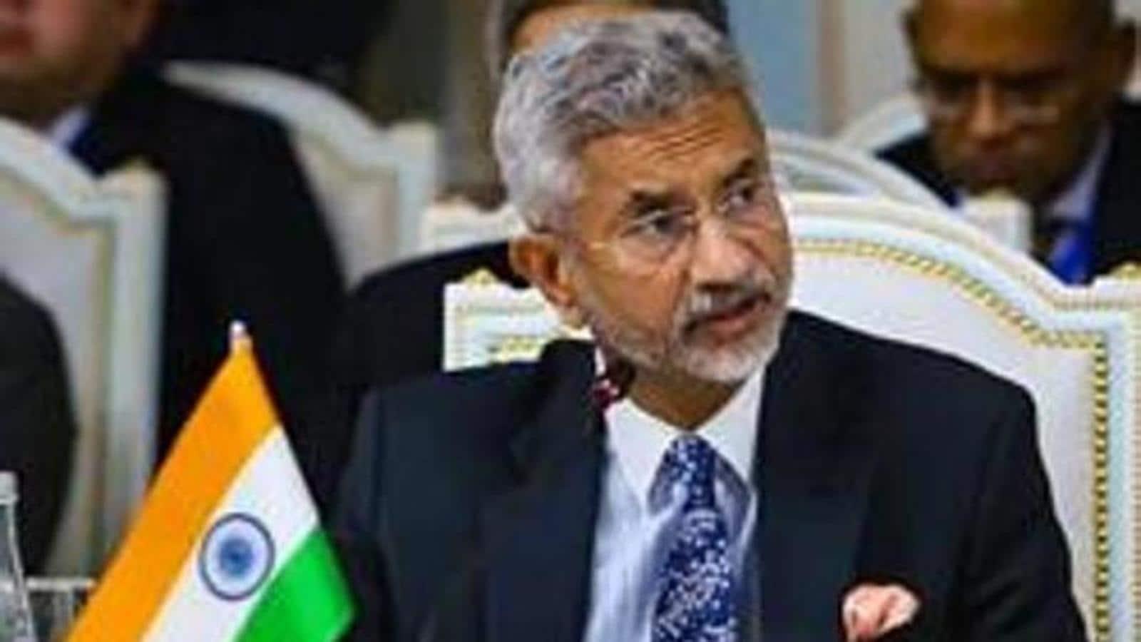 Photo of At Qatar Economic Forum, Jaishankar highlights two 'big issues' between India and China