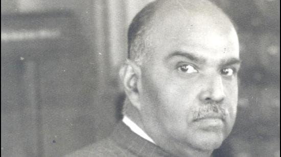 Shyama Prasad Mukherjee. (HT archive)