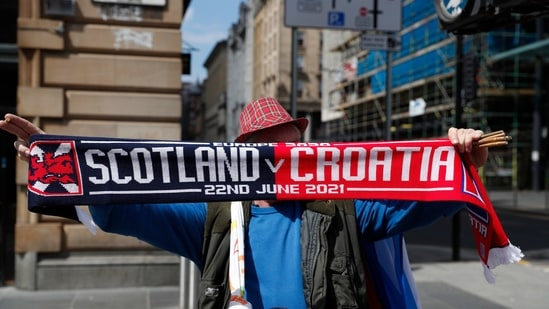 Croatia vs Scotland, UEFA Euro 2020 Live Streaming in India(REUTERS)