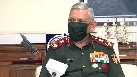 CDS General Bipin Rawat said the armed forces , after several rounds of discussions , have done a lot of work on what kind of joint structures should be set up.(ANI)