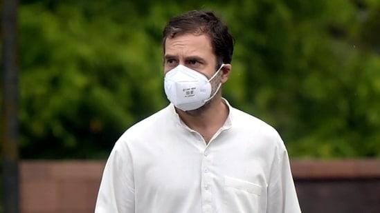 Congress leader Rahul Gandhi (File Photo/PTI)