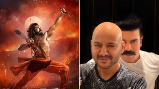 Celeb hairstylist Aalim Hakim will take care of Ram Charan's look in the film.