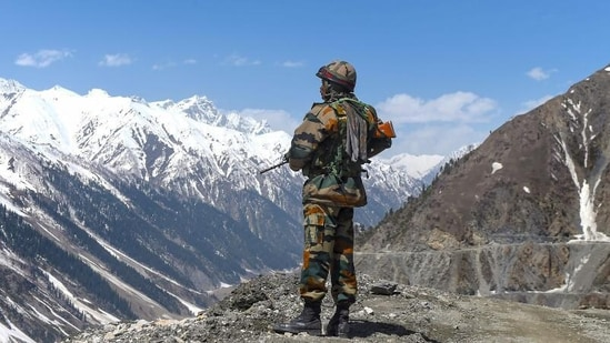 China proposed to create a buffer zone along the LAC after May 2020 transgressions in Ladakh.