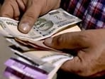 The Cabinet decision to hike dearness allowance (DA) and relief is based on formula in the 7th Central Pay Commission matrix.(PTI file photo)