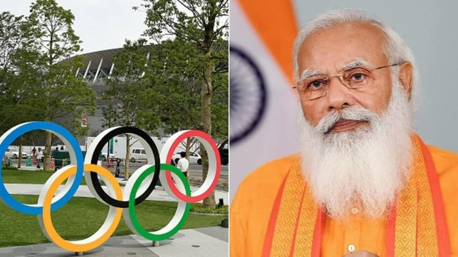 Tokyo 2020: Wishing the very best to our contingent, says PM Modi | Olympics - Hindustan Times