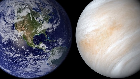 According to the authors of the study, the tectonic movement identified in Venus resembles the Earth's geology during the Archean Eon dating 2.5 to four billion years ago.(Instagram/@nasachandraxray)