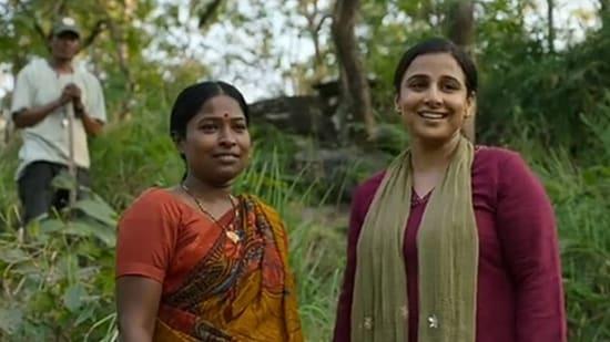 Sherni Movie Review   Vidya Balan's Latest film 2021 on Amazon Prime