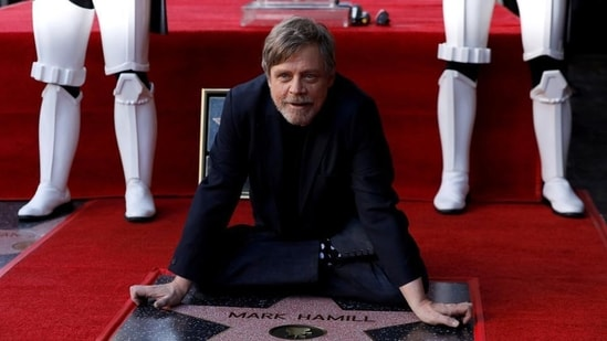 Actor Mark Hamill took to Twitter to share how Billy Dee Williams pranked him while they were meeting Princess Margaret.(REUTERS)