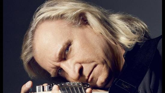 On the work front, Eagles guitarist Joe Walsh has collaborated with sarod legend Ustad Amjad Ali Khan for EP, Prayers – East Meets West.