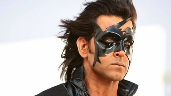 Hrithik Roshan took to Instagram to share a post on Krrish.