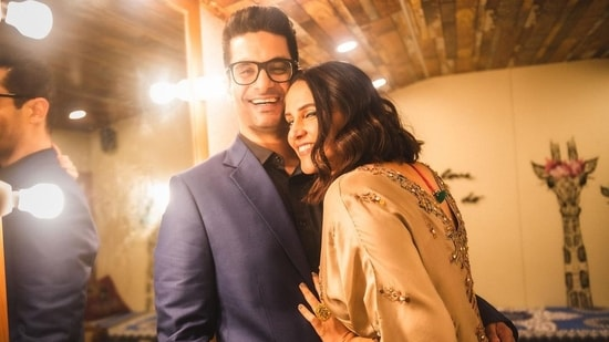 Neha Dhupia and Angad Bedi have been married since 2018.