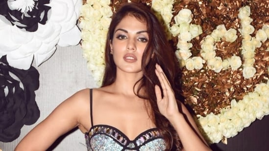 Rhea Chakraborty shared cryptic quotes about weathering a storm and learning how to fly.