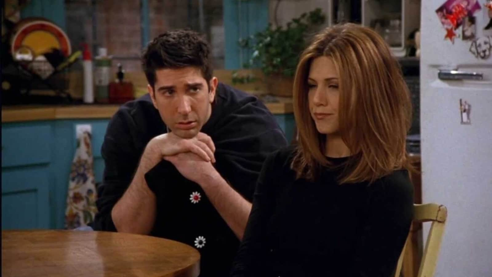 Jennifer Aniston swears she never 'banged' David Schwimmer during Friends, says  she'd 'proudly' admit it had it happened - Hindustan Times