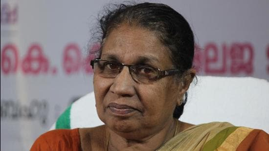 Kerala woman panel chief M C Josephine was on a special programme put together by a Malayalam channel to focus attention on women harassed and assaulted at home. (Wikicommons/Sanu N)