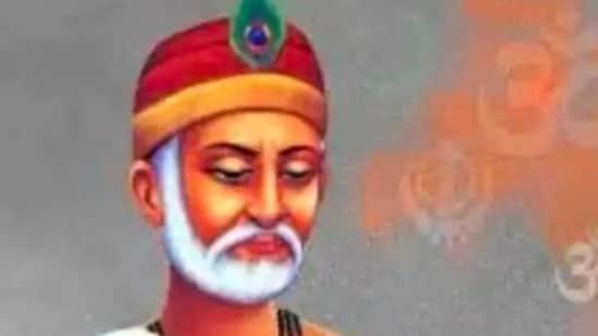 Kabir's works were written in the Hindi language which was easy to comprehend.(Live Hindustan)
