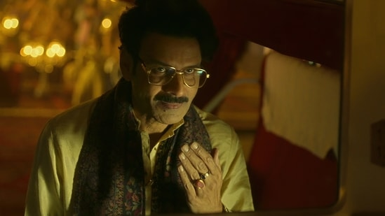 Ray review: Manoj Bajpayee in a still from director Abhishek Chaubey's entry in the new Netflix anthology series.