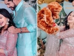 Kishwer Merchant and her husband Suyyash Rai are expecting their first child.