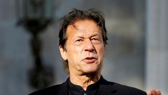 Pakistan prime minister Imran Khan. (File Photo / HT)