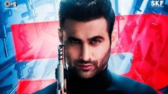 Freddy Daruwala's character poster from Race 3.