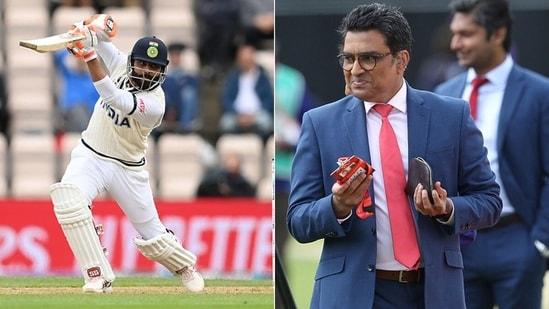 Sanjay Manjrekar feels Ravindra Jadeja being picked on his batting wasn't India's best call for the WTC final. (Getty Images)