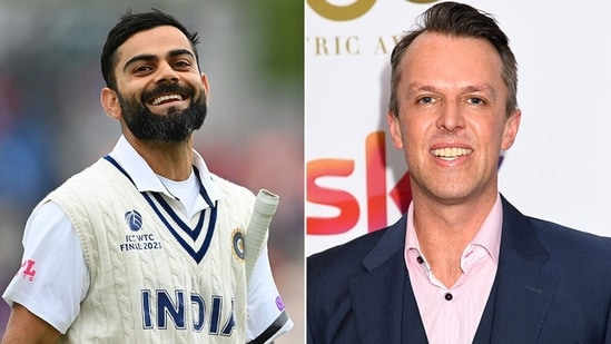 Graeme Swann has backed Virat Kohli to continue as India captain. (Getty Images)