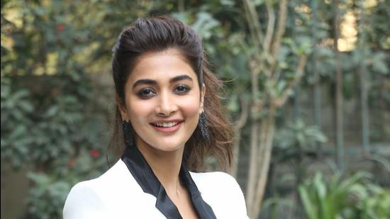 Pooja Hegde recovered from Covid last month.