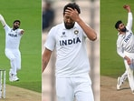 Jasprit Bumrah, Ishant Sharma and Ravindra Jadeja combined to pick just four wickets in the match. (Getty Images)