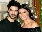 Actor Sushmita Sen and model Rohman Shawl have been dating for a while now.