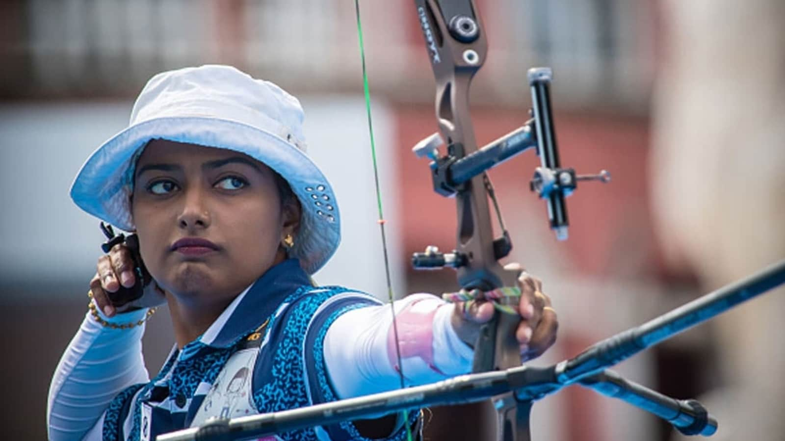 Archery: Deepika on target, gold rush for India at World Cup Stage 3 -  Hindustan Times