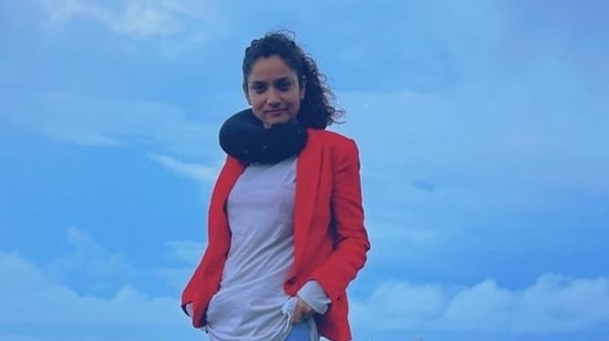 Ankita Lokhande has reacted to rumours suggesting she's participating in Bigg Boss 15.