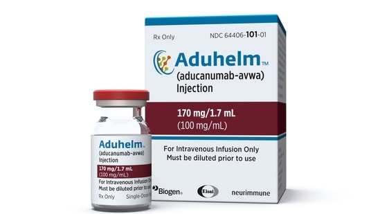 Aduhelm is the first Alzheimer's medication in nearly 20 years and has been granted conditional approval by the FDA.(AP)
