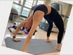 Deepika Padukone's funny workout 'expectation vs reality' is all of us on Monday(Instagram/deepikapadukone)