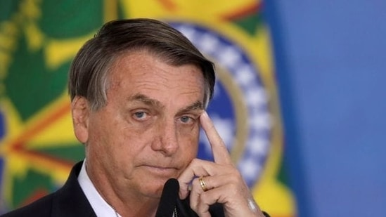 Opposition leaders have called mass protests for Wednesday and Friday demanding Bolsonaro's impeachment.(Reuters file photo)