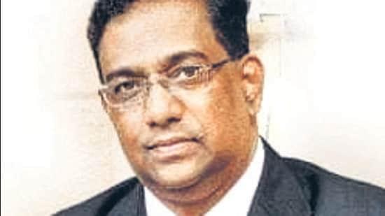 Dr Sanjay Oak, chairman of the state's Covid-19 taskforce. (HT PHOTO)